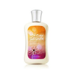 Bath & Body Works Forever Sunshine Lotion