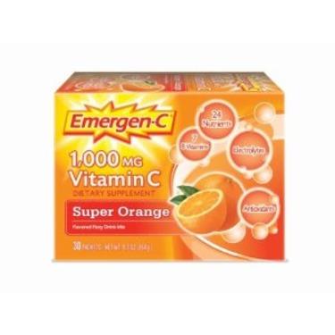 Emergen-C 1000mg Vitamin C Super Orange