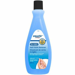 Equate Non Acetone Nail Polish Remover