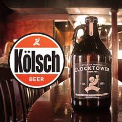 Clocktower Brew Pub Kolsch
