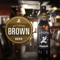 Clocktower Brew Pub Bytown Brown