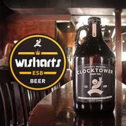 Clocktower Brew Pub Wishart's ESB