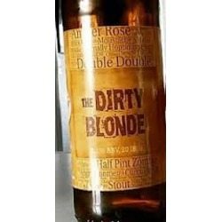 Covered Bridge Brewing - Dirty Blonde