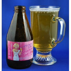 Uptown Girl Beer Strawberry Flavour