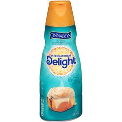 International Delight Cinnabon
