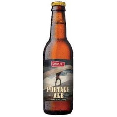 Mill St Brewery Portage Ale