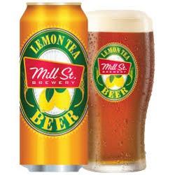 Mill St Lemon Tea Beer