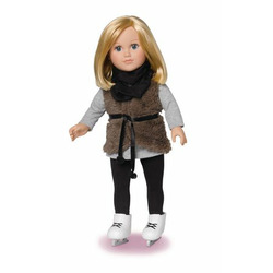 My Life As... Ice Skater Doll