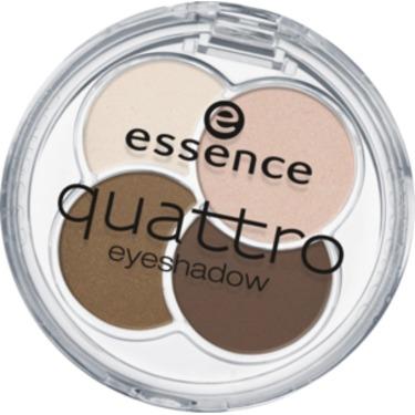 essence quattro eyeshadow
