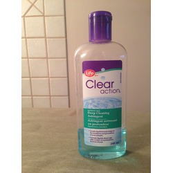Life Brand Clear Action Deep Cleaning Astringent