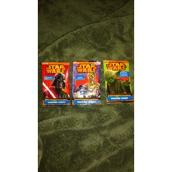 Star wars popping candy