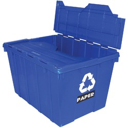 United Solutions Recycling Bin
