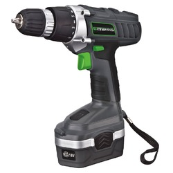 Genesis 18-volt Cordless Drill
