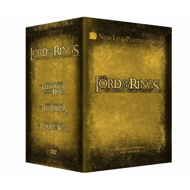 The Lord of the Rings: The Motion Picture Trilogy - Extended Edition