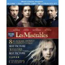 Les Miserables (2012) Blu Ray