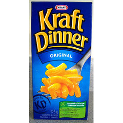 Kraft Dinner original