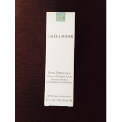 Estée Lauder New Dimensions Shape and Fill Expert Serum