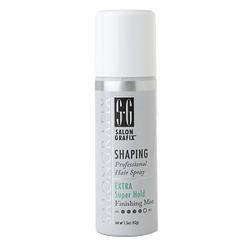S & G shaping hair spray