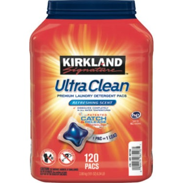 Kirkland Laundry Detergent Pods Reviews In Household Cleaning Products Advisor