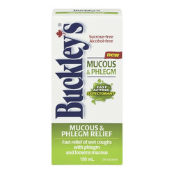 Buckleys Mucous And Phlegm
