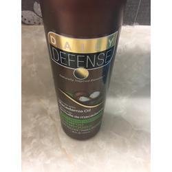Daily Defense Shampoo & Conditioner with Keratin