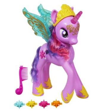 Princess Twilight Sparkle talking toy
