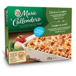 Marie Callender Chicken Lasagna 879 gr