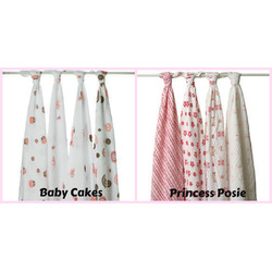 Aiden & Anais swaddle blankets
