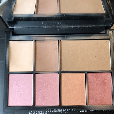 NARS Steven Klein Collab Shocking Moment Cheek Palette