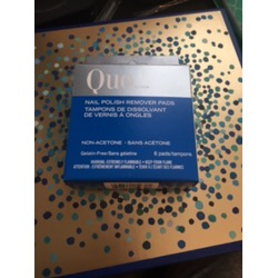 QUO Nail Polish Remover Pads
