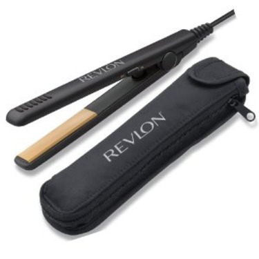Revlon Rvst2020f 1 2 Inch Mini Straightener With Bag Reviews In Hair Straighteners Flat Irons Advisor