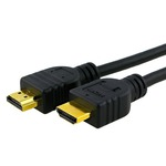 GTMax Super High Resolution HDMI 2M (6 Feet) for HDTV, Plasma, LCD, PS3, DVD Players, Satellite & Cable boxes