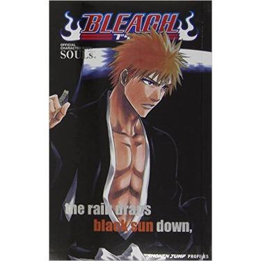 Bleach SOULs. Official Character Book
