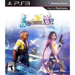 Final Fantasy X*X2 HD
