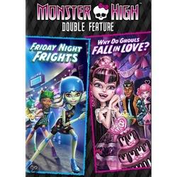 Monster High DVDs