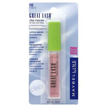 Maybelline New York Great Lash Clear Mascara