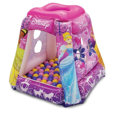 Disney Princess ball tent