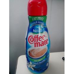 Coffee-mate Coffee Creamer, Fat Free French Vanilla
