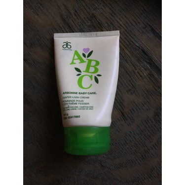 Arbonne ABC Diaper Rash Cream