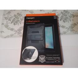 iPad Mini 4 Case Spigen Tough Gunmetal Gray