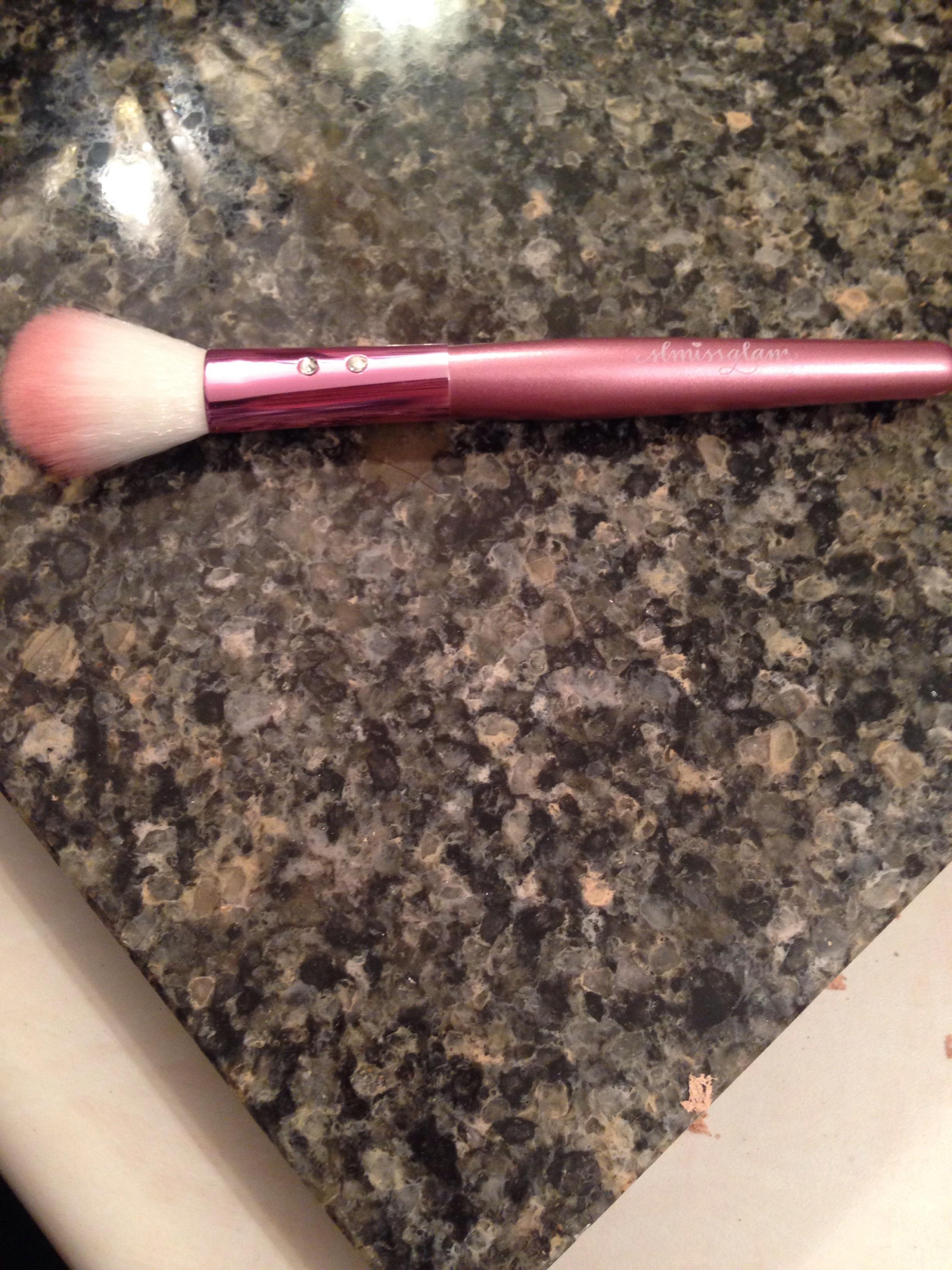 Blusher Brush Makeup Brushes: SLMissGlam Boutique Blusher Brush Reviews In Makeup