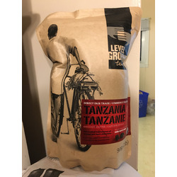 Level Ground Trading Tanzania Organic Coffee