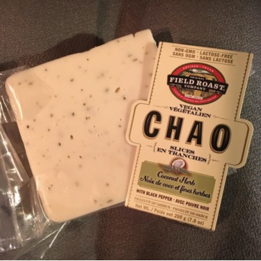 Field Roast Vegan Chao Slices - Coconut Herb