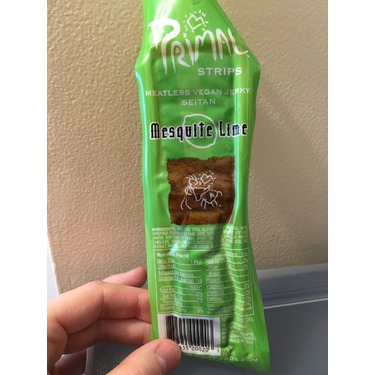Primal Strips - Mesquite Lime