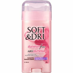 Soft & Dri Aluminum-Free Sweet Bliss Deodorant