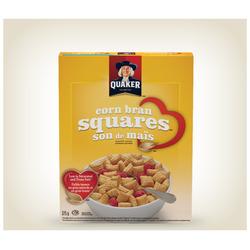 Quaker Corn Bran Squares Cereal