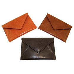 Marc Jacobs Designer Accessories Siena Leather Business Card Or Credit Card Designer Case