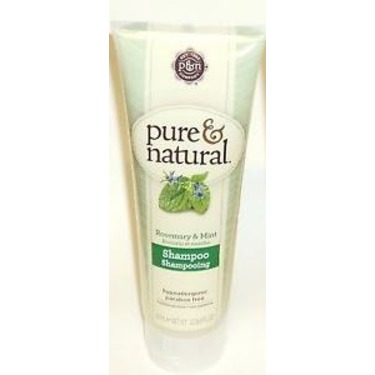 Pure & Natural shampoo