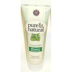 Pure & Natural shampoo