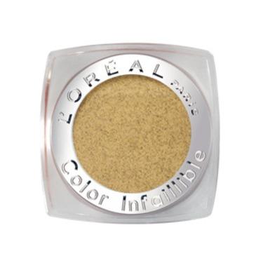 L'Oreal Infallible Eyeshadow in Goldmine